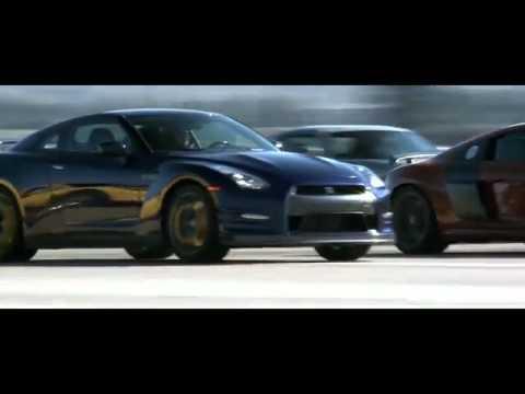 Cuộc đua của 11 siêu xe