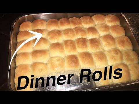 How To Make The Best Ever Dinner Rolls Youtube