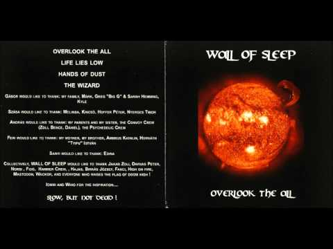 Wall Of Sleep: Overlook The All EP