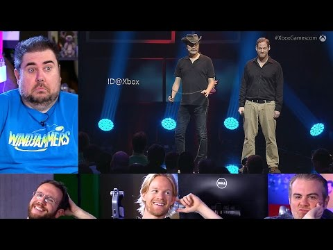 We Talk Over Microsoft's Gamescom 2015 Press Conference