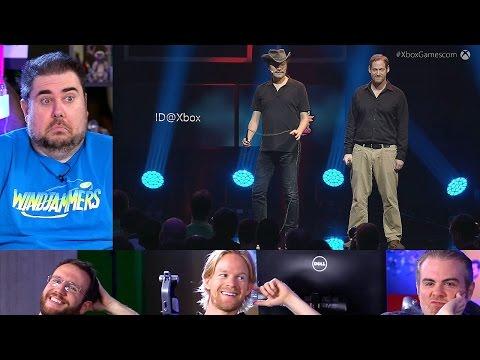 We Talk Over Microsofts Gamescom Press Conference