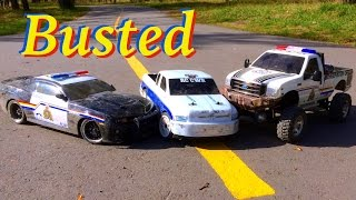 rc cwr busted dodge taken down after high speed pursuit