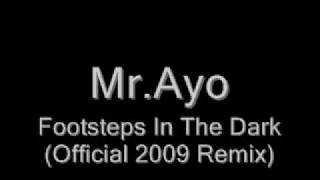 Isley Brothers - Footsteps In The Dark Official 2009 Remix (Mr.Ayo)