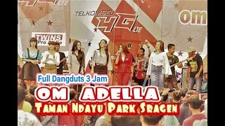 Download OM  ADELLA  live Taman Educations Ndayu Park Sragen - Fuul Video