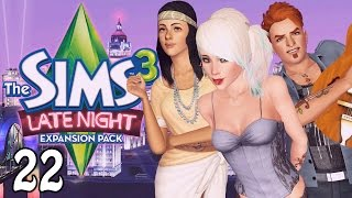 Let's Play The Sims 3 Late Night - Ep. 22 - Happy Birthday Laurie!