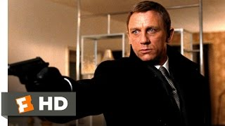 Quantum Of Solace (10/10) Movie Clip   Unfinished Business (2008) Hd