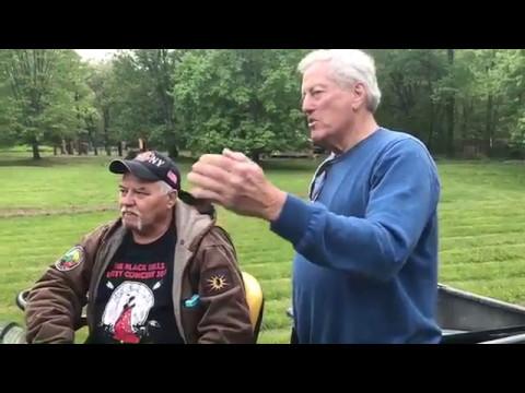 Chuck Elmes Deeded Land to Ramapough Nation