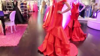 Lady In Red: Jovani Style 31100 | Red Prom Dresses