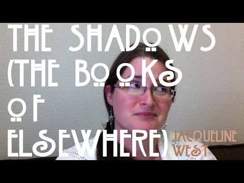 Book   The Shadows by Jacqueline West