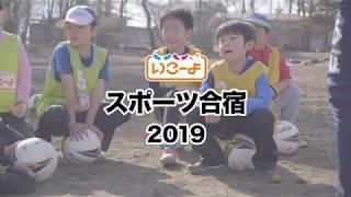 いこーよスポーツ合宿2019