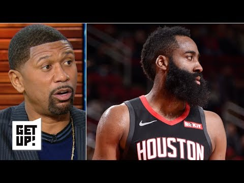 James Harden's scoring streak ending is great for Rockets – Jalen Rose | Get Up!