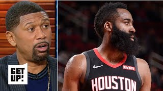 Jalen Rose sees the Houston Rockets taking off now that James Harden's scoring streak has ended because the ball can move more and they can let Chris Paul ...