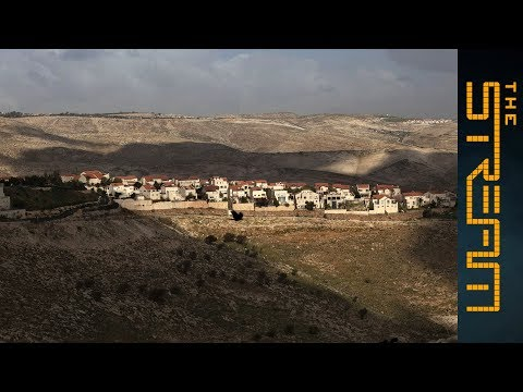 🇺🇸 Has the US  given 🇮🇱  Israel a green light for settlement