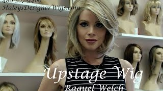 Video Upstage Wig by Raquel Welch- Haley's Designer Wigs download MP3, 3GP, MP4, WEBM, AVI, FLV Mei 2018