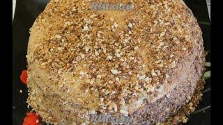 Рецепт торта  Торт Творожный Наполеон  Пошаговый рецепт с фото