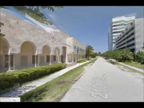 Synagogues of Florida, Part 15 - Hollywood, Aventura, Hallandale and Pembroke Pines
