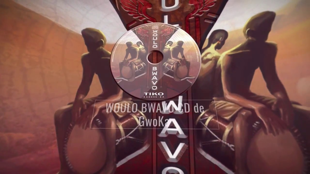 MINI CLIP ALBUM CD WOULO BWAVO
