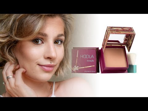 Hoola Bronzer Review + Professional Technique on How To Use It In Real Life