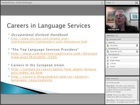 Webinar: How Foreign Languages Can Give you the Professional Edge