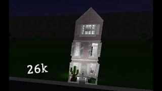 ROBLOX - France Bloxburg: 3x3 Build Off W / Mon Ibf!