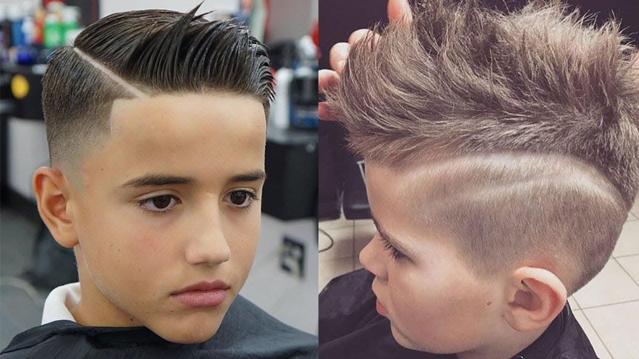 boy hairstyles - top attractive