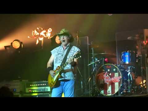 Ted Nugent LIVE - The Music Made Me Do It - St. Charles, IL - 6-28-2018 Mp3