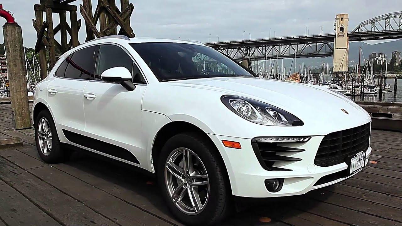 2015 Porsche Macan S   Porsche Centre Vancouver - YouTube