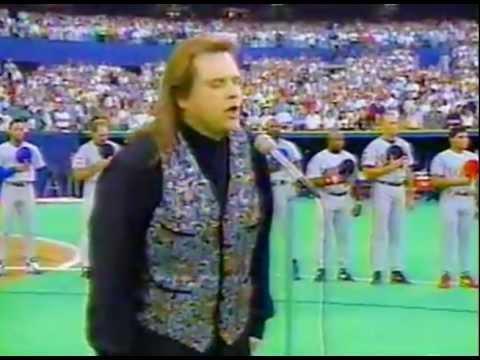 Meat Loaf: The US National Anthem (Star Spangled Banner)