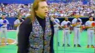 Meat Loaf: The US National Anthem (Star Spangled Banner)