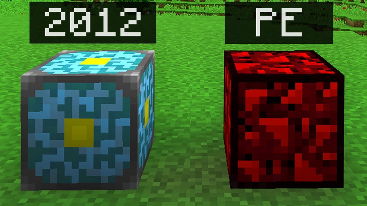 Blocks REMOVED From Minecraft