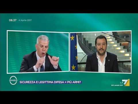 Sabella: Senza eccesso di legittima difesa Pistorius non sarebbe stato condannato. Salvini: ...