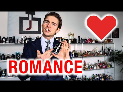 Top 10 Most Romantic Fragrances EVER