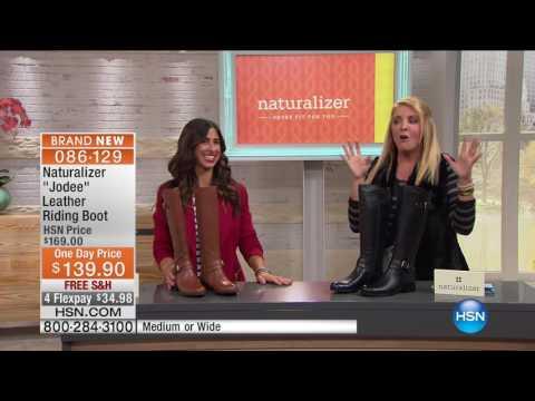 HSN | Naturalizer Footwear 09.08.2016 - 05 PM