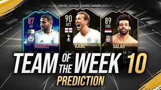 SALAH 89, KANE 90 & MAHREZ 87 per il BLACK FRIDAY! 😱 TOTW 10 PREDICTIONS FIFA 19 [FUT 19 ITA]