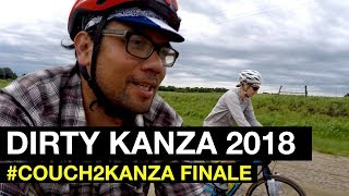Our Dirty Kanza 2018 Ride (#Couch2Kanza Finale)