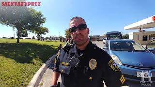 GETTING OWNED - SGT RIOS BADGE #22 -  UNIVERSAL CITY, TX