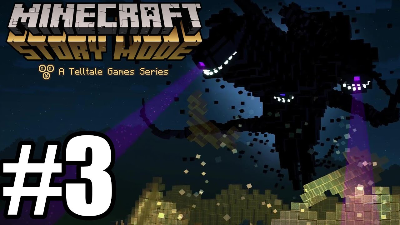 Minecraft Story Mode Episode 3 download ipad