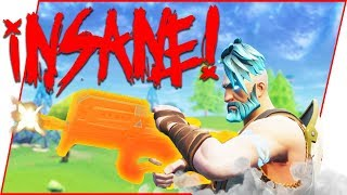 The NEW SMG is Straight Up UNFAIR! - Fortnite Season 5 Gameplay