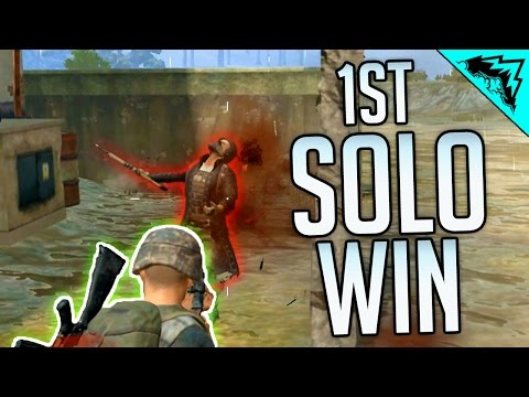 Yolo Solo Win Playerunknown S Battlegrounds Gameplay Highlights