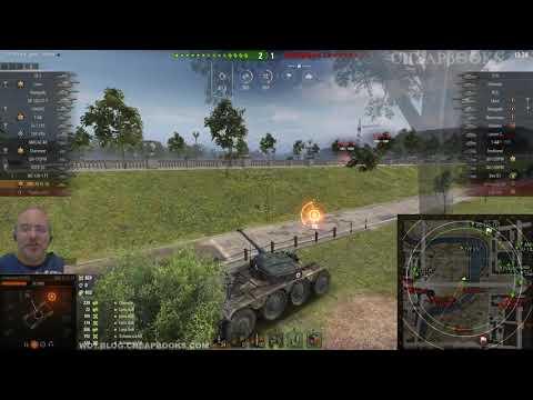 EBR 75 FL 10   Minsk   2100 Spot   1000 Damage