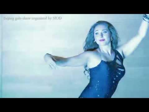 Anastasia Biserova. Mejanse. Beijing gala-show organized by SIOD