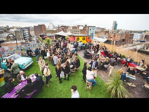 Shoreditch: A Day in Old Street | The City & East London | easyHotel