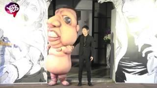 三浦春馬為進擊展開幕 心裡卻想著「哈味」 三浦春馬 動画 13