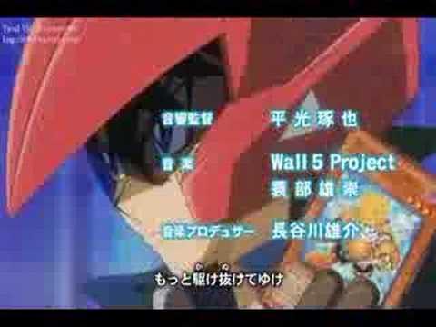Yu-gi-oh! 5Ds opening (kizuna by kra) HQ