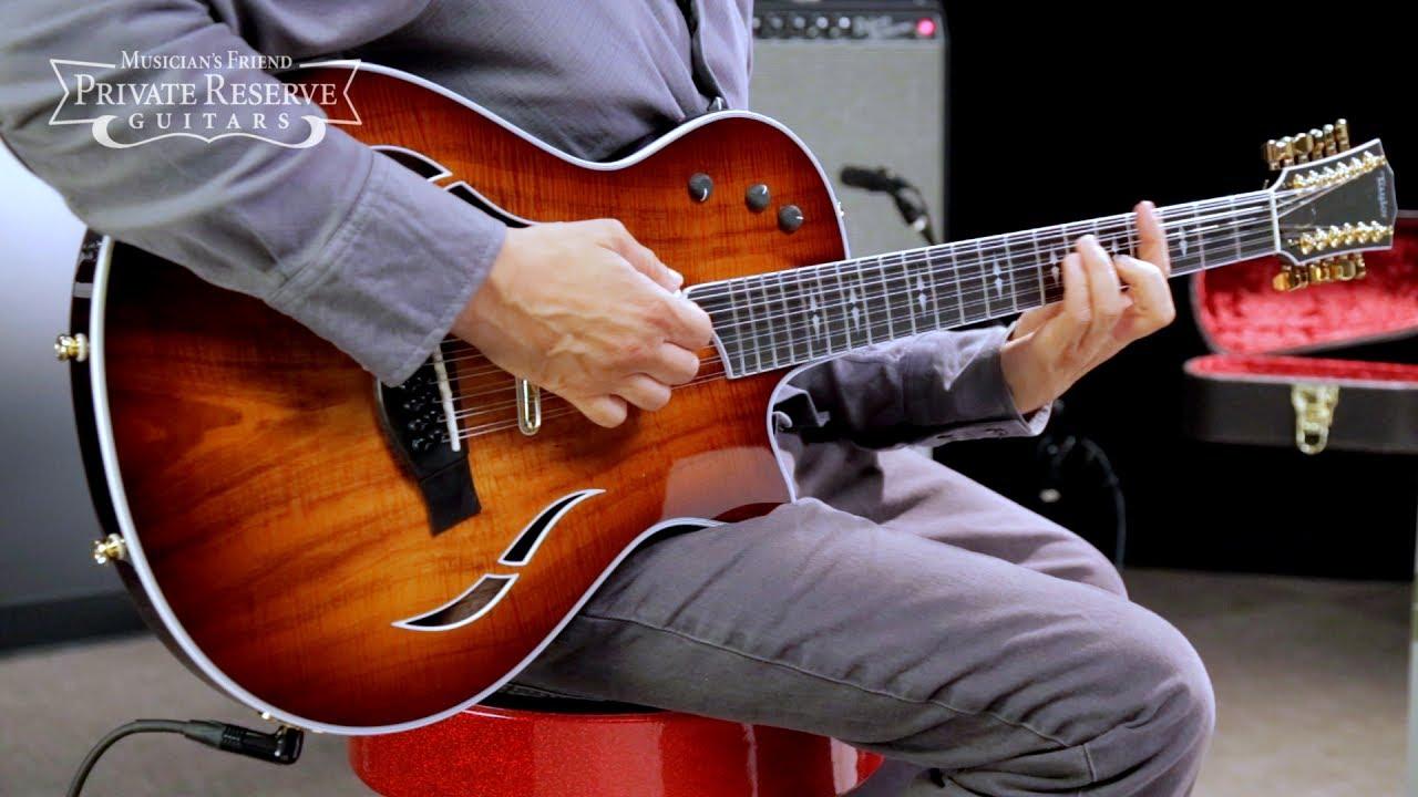 Taylor Koa Top T5z Custom 12-String Acoustic-Electric Guitar
