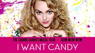 Carrie Diaries 1x08 I Want Candy - Bow Wow Wow