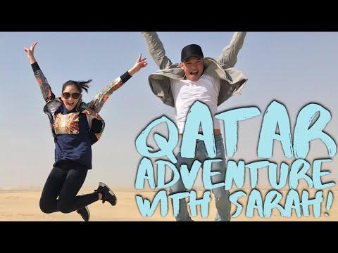 Mark Bautista   Sarah Geronimo First ever Safari experience!