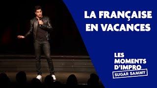 Humour: Sugar Sammy et la Française en vacances