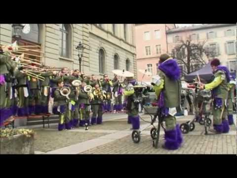Fasnacht Glarus, 11.11.11. 11:11.wmv