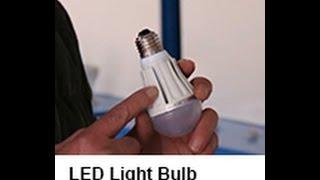 005 LED Light Bulb_factory showroom(, 2015-01-31T04:36:32.000Z)